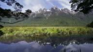 Mirror Lake New Zealand