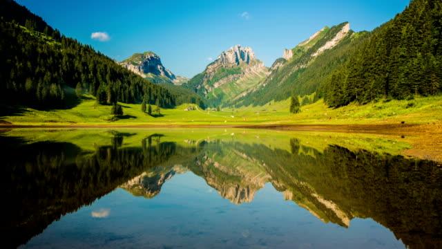 TIME LAPSE: Mirror Lake