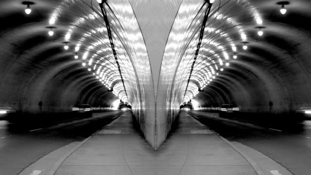 Mirrored Tunnel