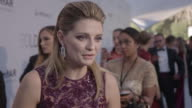 INTERVIEW Mischa Barton on being at amfAR on the glamour at amfAR's 23rd Cinema Against AIDS Gala Arrivals at Hotel du CapEdenRoc on May 19 2016 in...