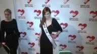 Miss USA 2011 Alyssa Campanella at the 2011 Golden Heart Awards Celebration in New York 10/19/11