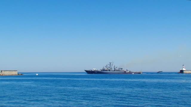 missile attacco nave da guerra