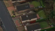 body found / neighbours attend church service SCOTLAND Kirkcaldy Houses in residential area
