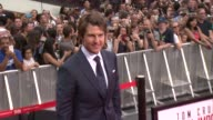 CLEAN 'Mission Impossible Rogue Nation' New York Premiere at Times Square on July 27 2015 in New York City