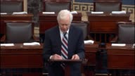 Mississippi Senator Thad Cochran says the negotiated deal does not provide for inspections access promised to the American people and Congress