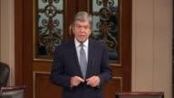 Missouri Senator Roy Blunt says as debate unfolded on a healthcare block grant bill cosponsored by Louisiana Senator Bill Cassidy and South Carolina...