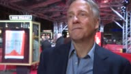 INTERVIEW Mitchell Lichtenstein on finally finishing the film excited for people to see it being in Berlin at 'Angelica' Red Carpet 65th Berlin Film...