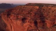 Mitchell Mesa flyby