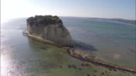 Mitsukejima in Noto Peninsular: Aerial Shot from multicopter(drone)