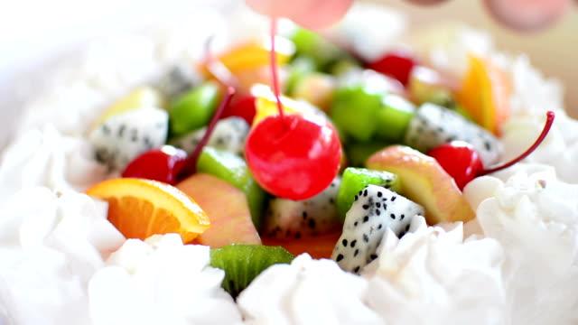 Mixed Fruit Cake HD