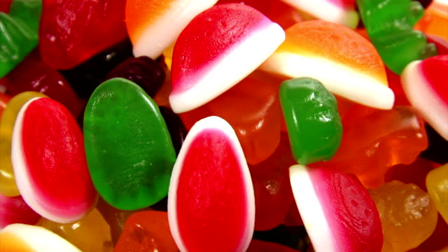 Mixed Lollies/Candy (HD 1080)