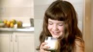 mmm... milk