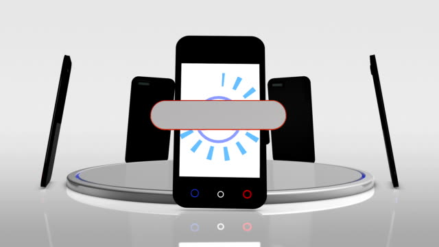 Mobile applications template - loop