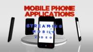 Mobile phone applications - loop