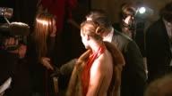 Model Yasmin Le Bon at the British Fashion Awards arrivals at London
