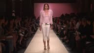 Models walk the runway at Isabel Marant Paris Fashion Week Womenswear Spring/Summer 2014 Isabel Marant Paris Fashion Week Womenswear on October 02...