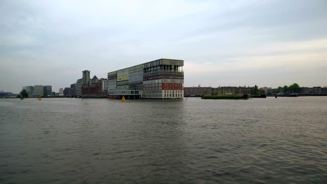 Modern architecture Amsterdam, the Netherlands