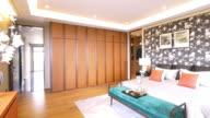 modern bedroom interior 4k