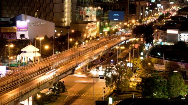 Modern City High Speed Traffic