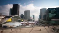 TIME LAPSE: Modern City