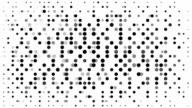 EMPTY : modern halftone style (TRANSITION)