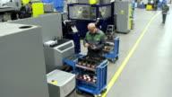 CS Modern Production Line