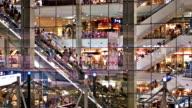 Moderne Shopping Mall