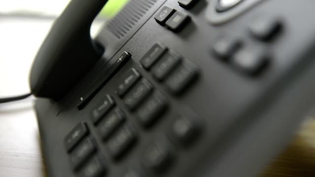 Moderne Telefon mit HD-Technologie