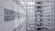 Modern white architecture