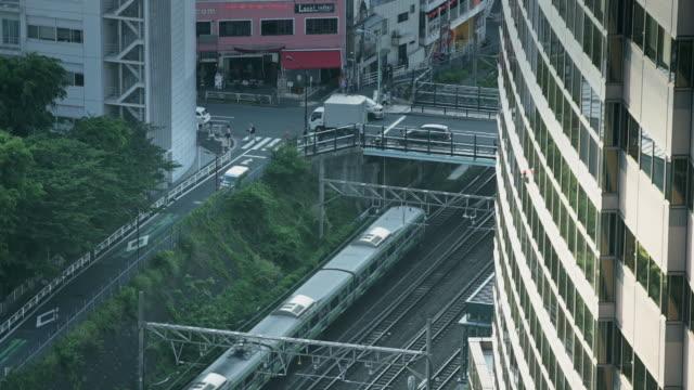 Modes of Transport in Tokyo Neighbourhood