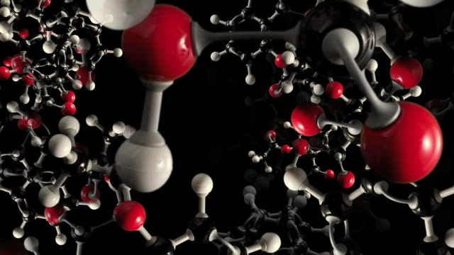 Molecules model