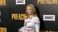 Molly C Quinn at the Premiere Of AMC's 'Preacher' Season 2 on June 20 2017 in Los Angeles California