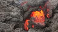 Geschmolzene Lava Full HD