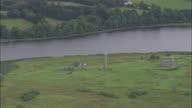 Monastery On Devenish Island, Lough Erne