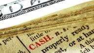 Money cash dictionary  MO WO