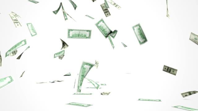 Money Rain Concept