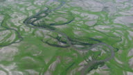 Mongolia : Winding streams