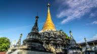 Monjamsin Temple,Timelapse hyperlapse
