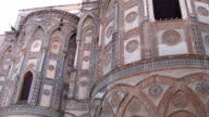 Monreale Cathedral, exterior view.