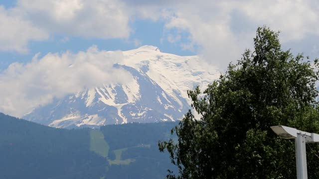 Mont Blanc or Monte Bianco both meaning 'White Mountain' is the highest mountain in the Alps and the highest peak in Europe outside of the Caucasus...