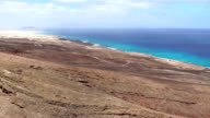 Montaña roja views - Fuerteventura north eastern Coast