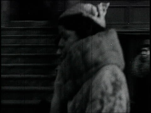 Montage - New York City - Harlem street scenes.