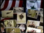 LIB Montage of photographs of US soldiers abusing Iraqi prisoners in Abu Ghraib prison