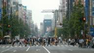 Montage - Streets of Akihabara, Tokyo