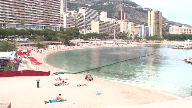 MonteCarlo Beach at the Monte Carlo Television Festival 2009 Atmosphere at Monaco