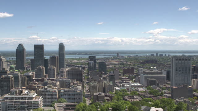 Montreal Time lapse