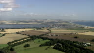 Montrose  - Aerial View - Scotland, Angus, United Kingdom