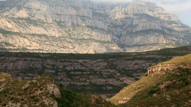 Montserrat time lapse video