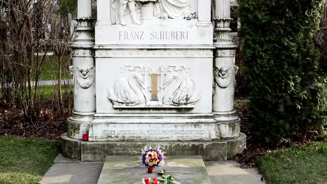 Denkmal von Franz Schubert