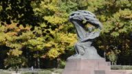 Monument of Frederic Chopin